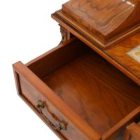 Picture of Demilune Lawrence Desk | The Gallery
