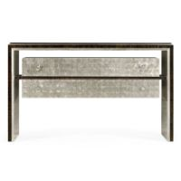Picture of Black Eucalyptus Serving Table by Jonathan Charles