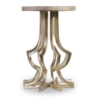 Picture of Metal Chair Side Table