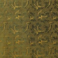 Picture of Acantus Leaf Forest Fabric
