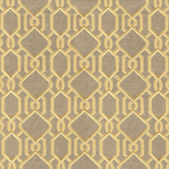 Picture of Velvet Spring Field Diamond Embroidered Beige