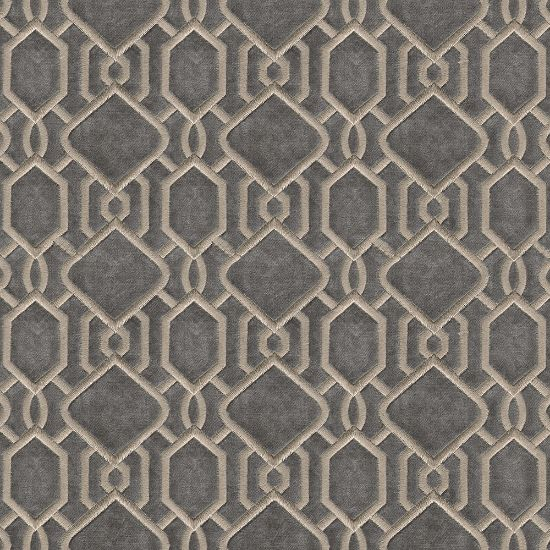 Picture of Velvet Spring Field Diamond Embroidered Grey