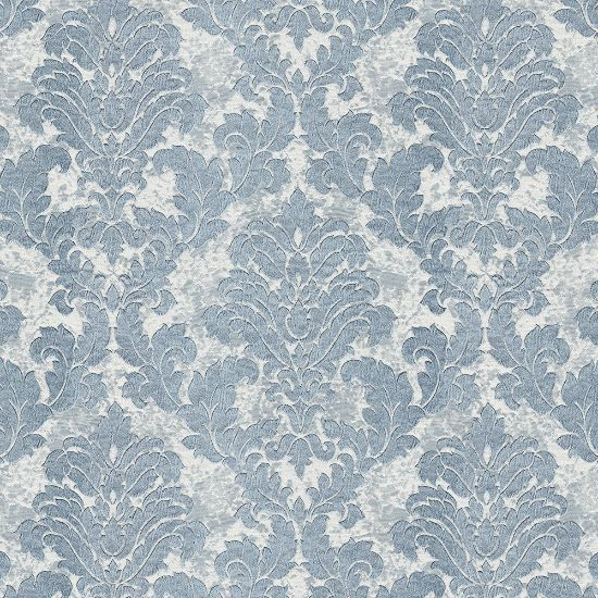 Picture of Jacquard Ambition Crackle Blue