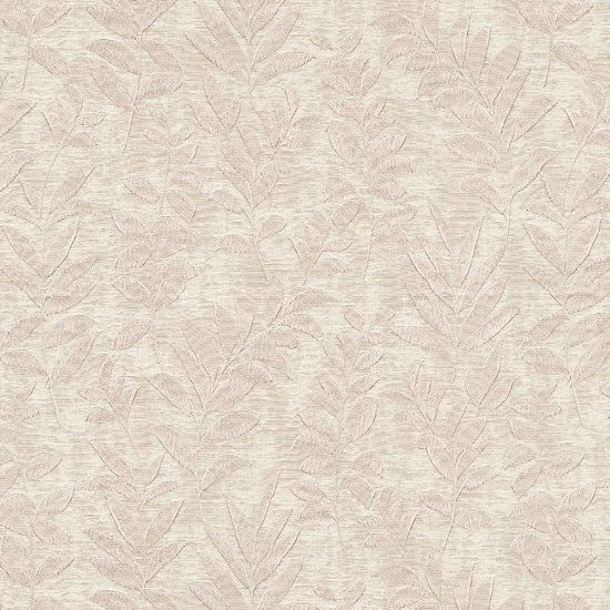 Picture of Jacquard Ambition Leaf On Wind Coral