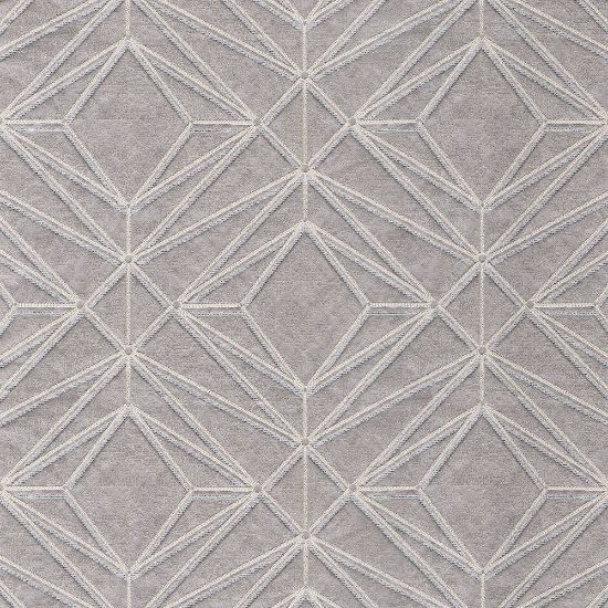 Picture of Jacquard Ambition Geometrical Grey