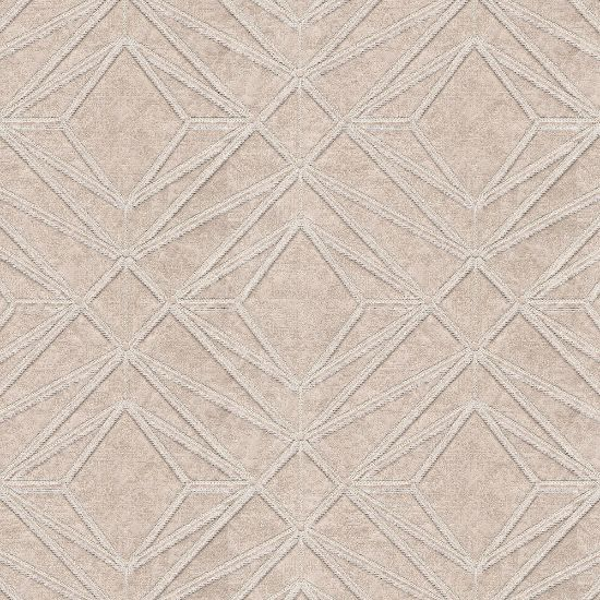 Picture of Jacquard Ambition Geometrical Coral