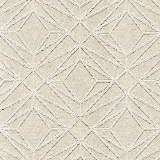 Picture of Jacquard Ambition Geometrical Beige