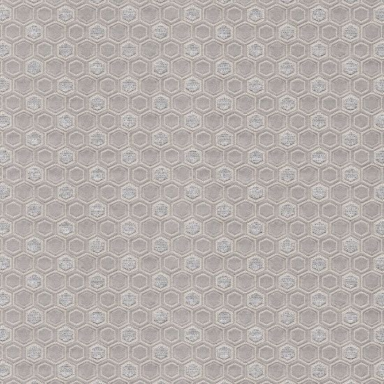 Picture of Jacquard Ambition Honey Comb Grey