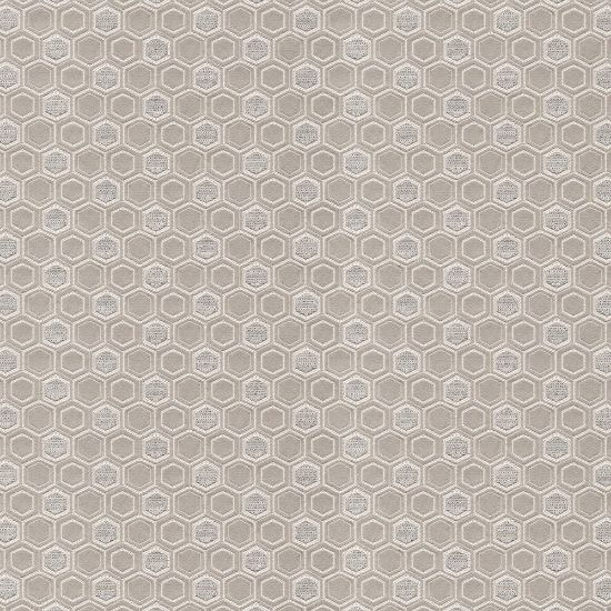 Picture of Jacquard Ambition Honey Comb Taupe
